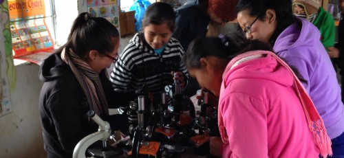 Childreach International - improving science education in Nepal