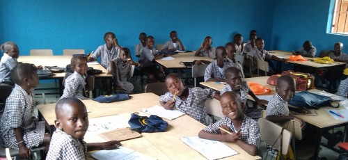 Fresh Start Foundation - sturdy good quality classrooms for a primary school in The Gambia