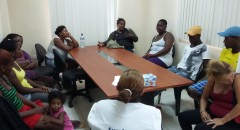 Parents in workshop with JUCONI trainer (2)