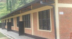 New classrooms at Nyabigoma